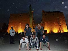 Guide in Aswan and Luxor