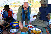 felucca sailing lunch